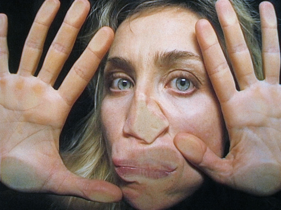 Pipilotti Rist: Your Eye Is My Island