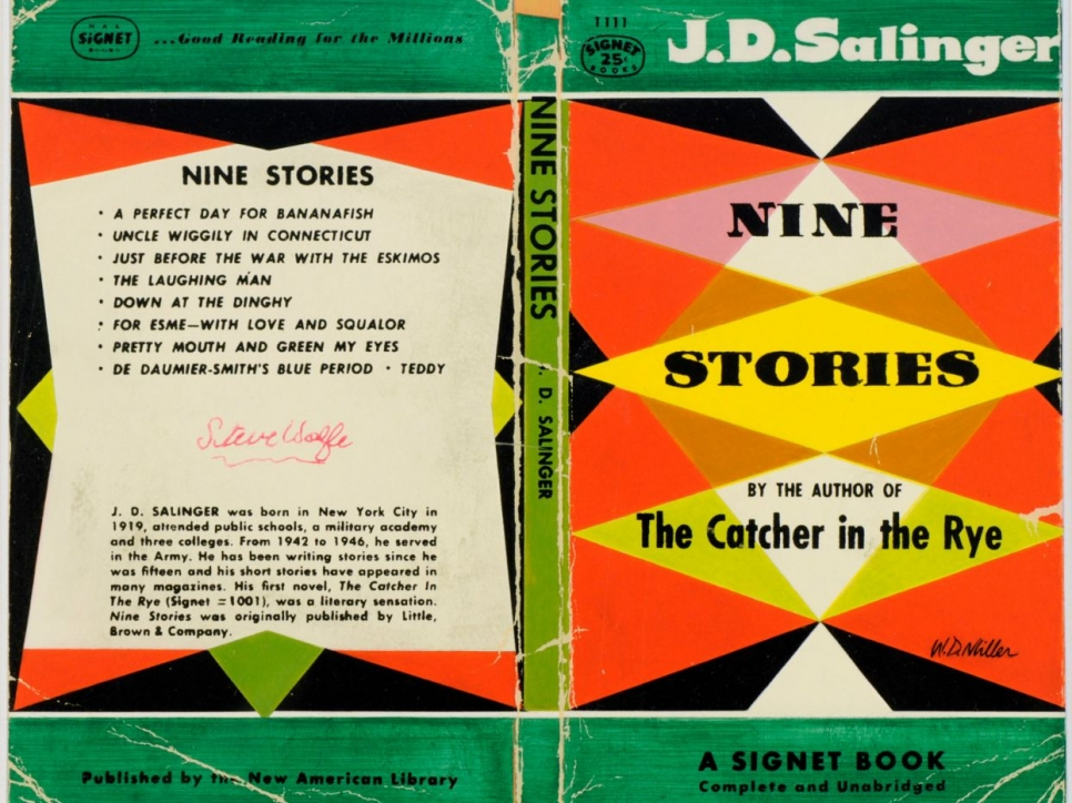 Salinger book cover