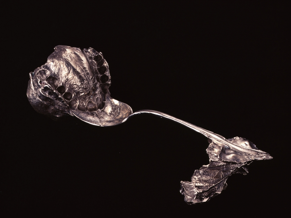 """Janine Antoni in """"New Time: Art and Feminisms in the 21st Century"""""""