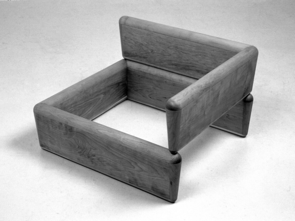 Rezac wood sculpture