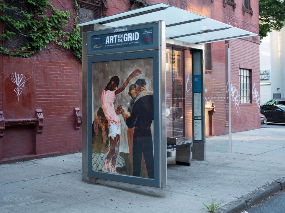 Salman Toor: Art on the Grid