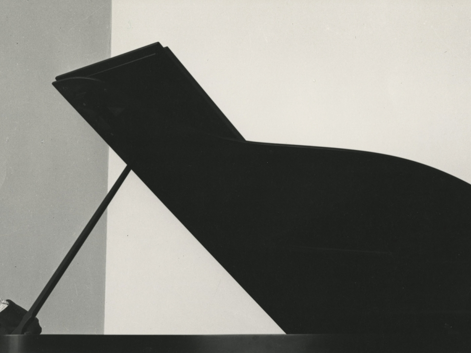 Arnold Newman, father of the environmental portrait, is back in focus on 100th birthday by Liesl Bradner (Los Angeles Times)