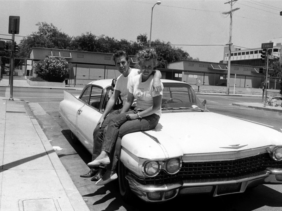 Janette Beckman -- A Portrait of Los Angeles in the Early 80s (Another Man Magazine)