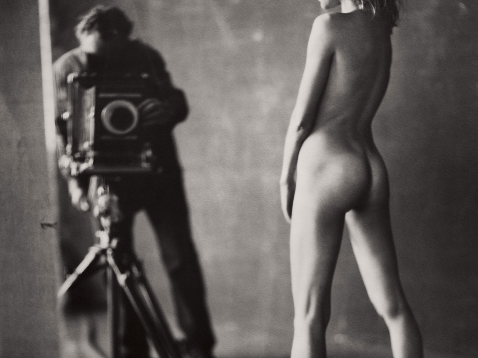 Paolo Roversi -- Inside Paolo Roversi's New Exhibition of Portraits, Nudes and Still Lifes by Miss Rosen (Another Magazine)