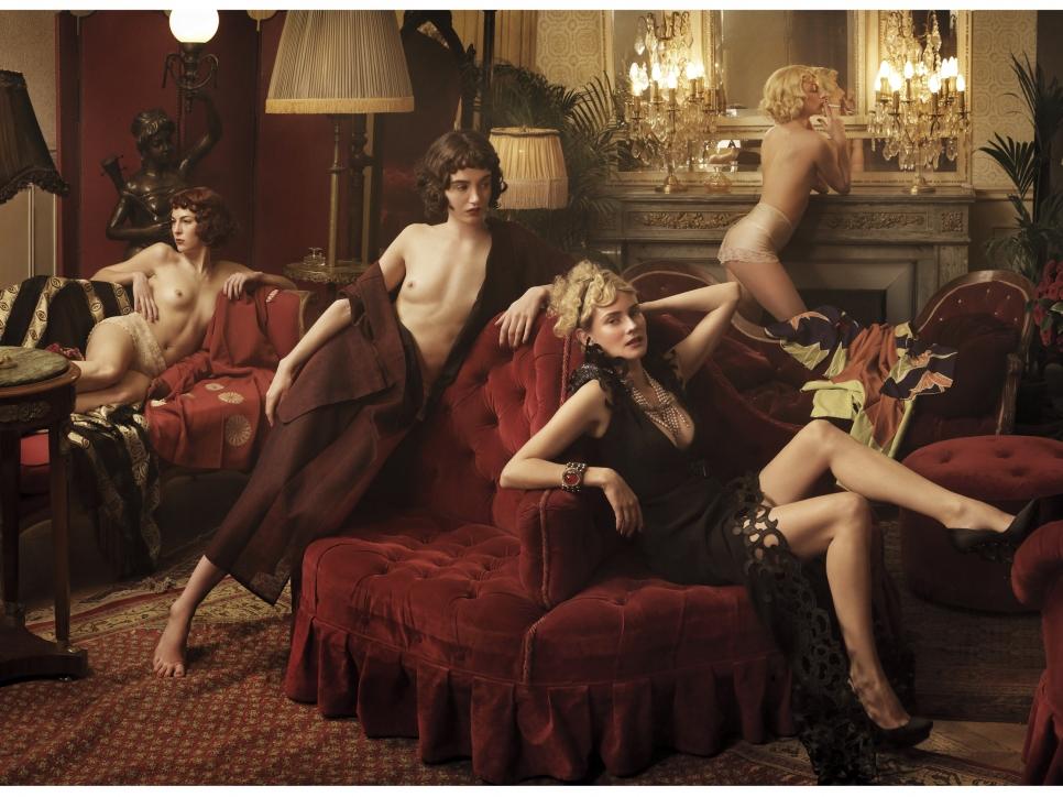 Mark Seliger, Photographs (Wall Street International Magazine)