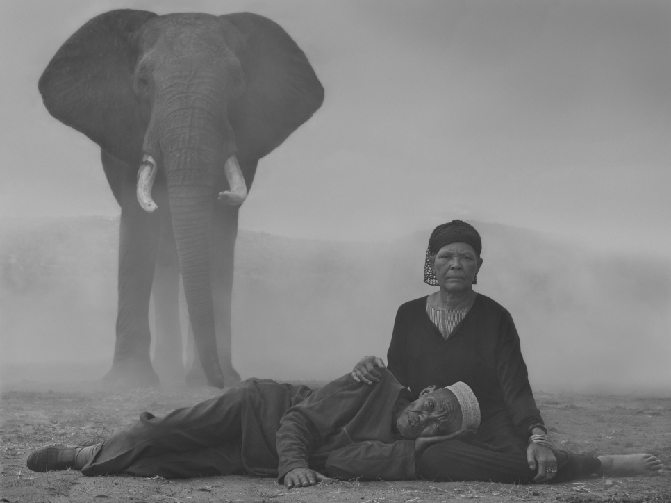Nick Brandt's Portraits from the Ends of the Earth