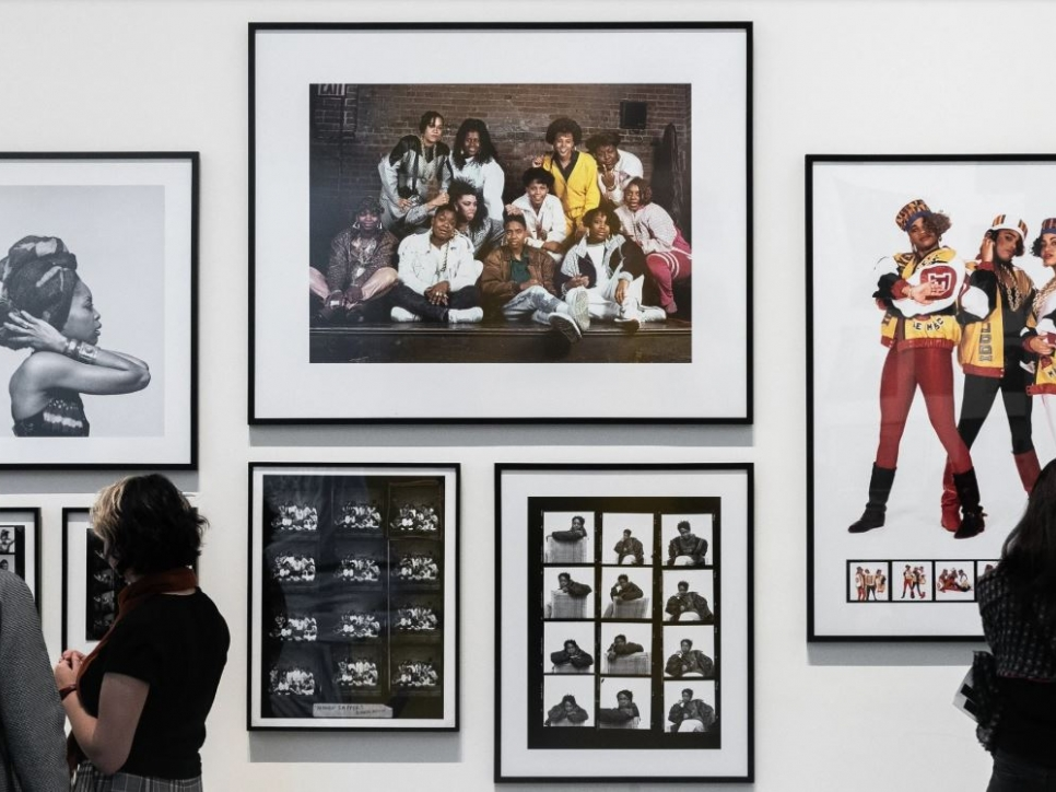 Janette Beckman -- International Center of Photography Refocuses in a New Home By Jason Farago (New York Times)