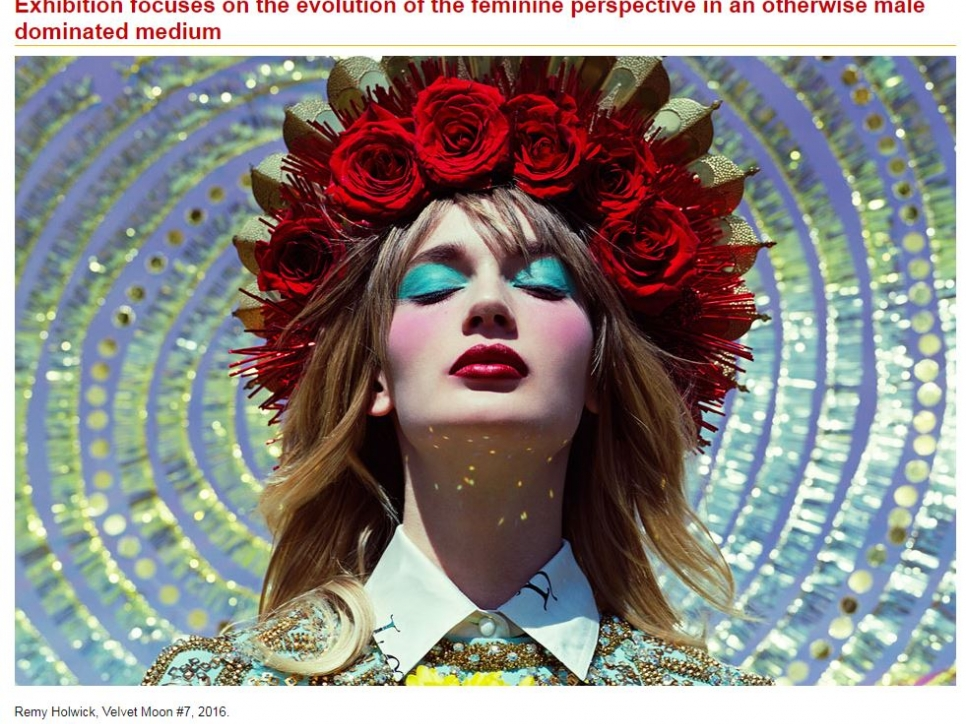 Future Feminine: Exhibition focuses on the evolution of the feminine perspective in an otherwise male dominated medium - Art Daily News