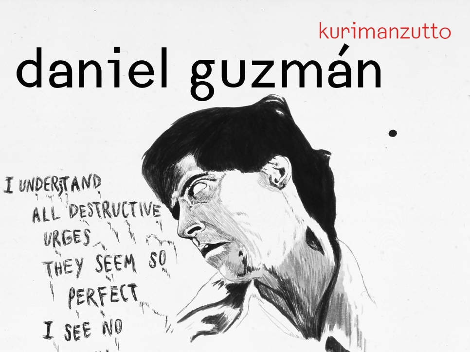 playlist: daniel guzmán meets patti smith