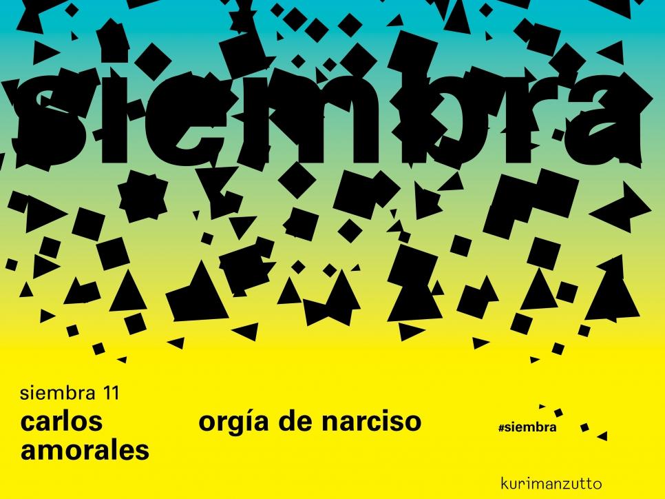 carlos amorales - orgy of narcissus