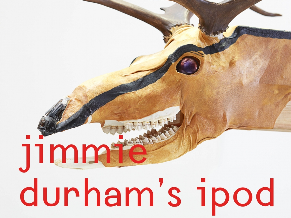 playlist: jimmie durham's ipod