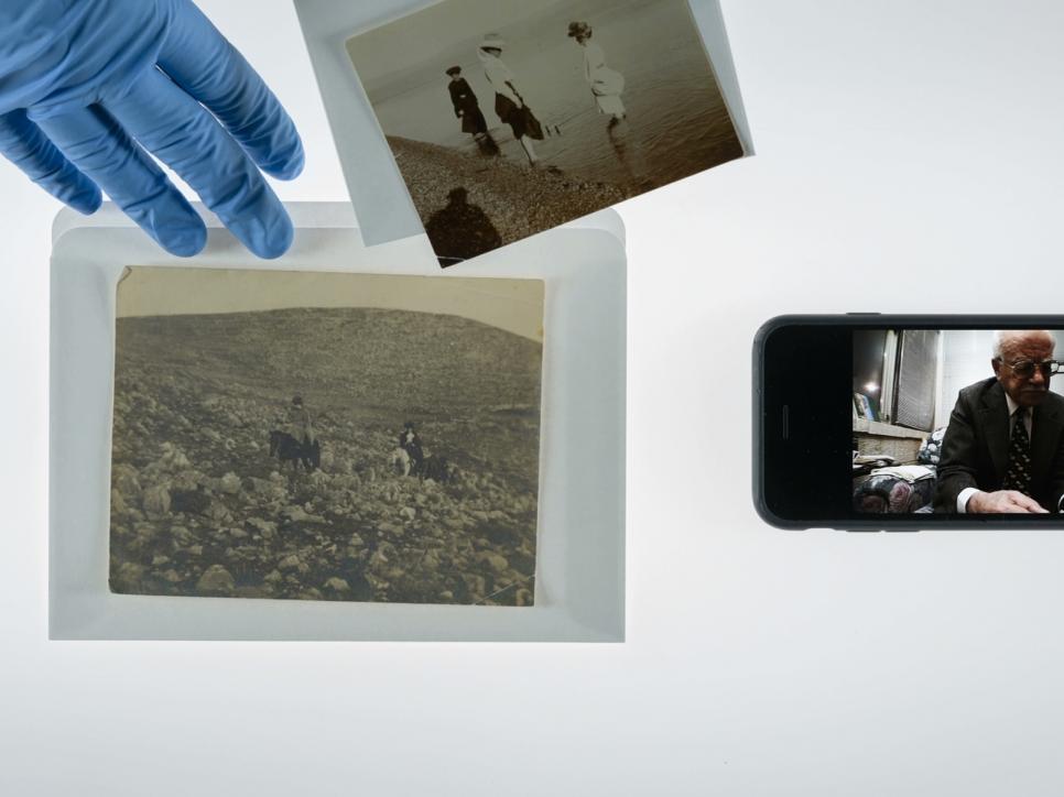 akram zaatari - against photography