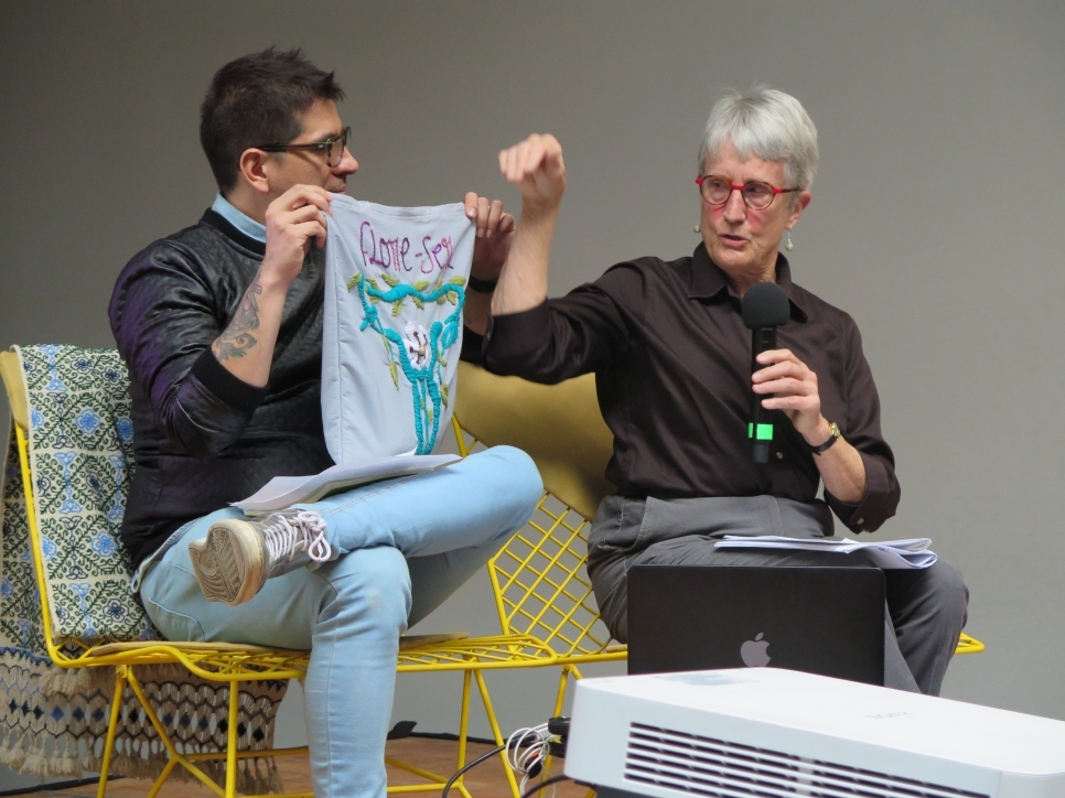 video: donna haraway - carrier bags for worlding