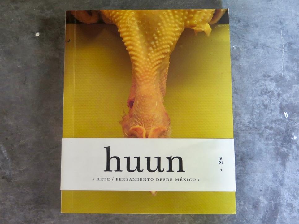 huun: arte / pensamiento desde méxico