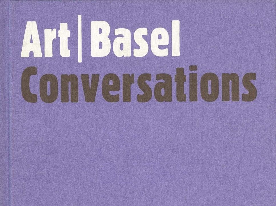 talk: josé kuri - art basel conversations