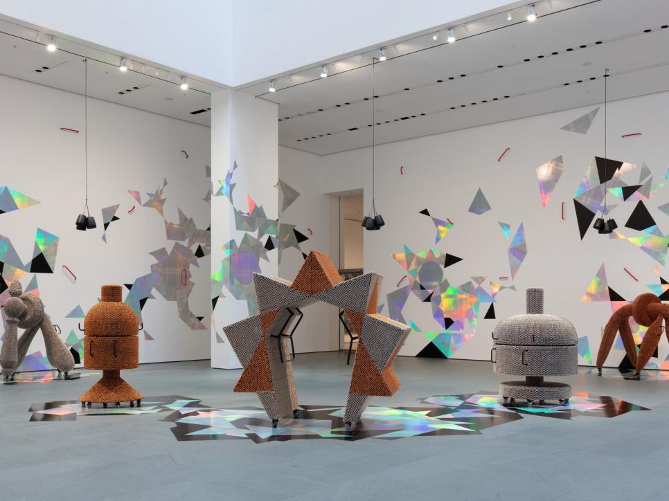 Haegue Yang participa en el MoMA en Nueva York con su exposición Handles