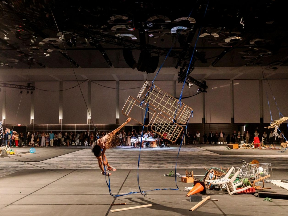 press: Art Basel: a history of sensational art moments