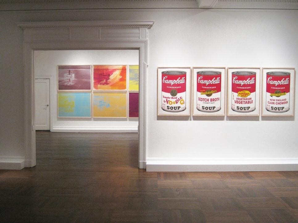 Warhol Print Portfolios: