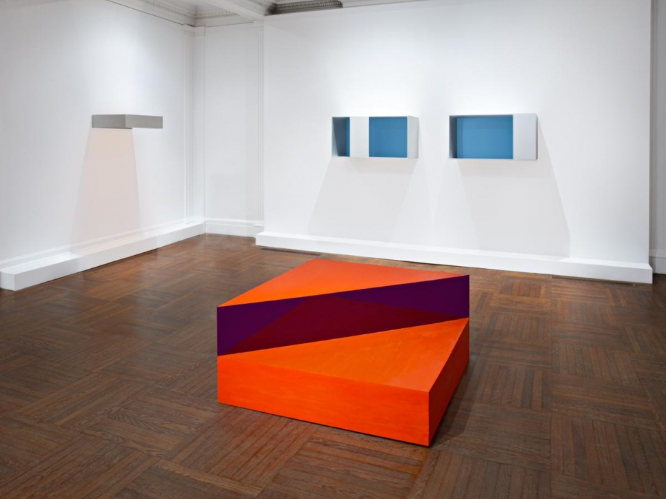 Project Space: Donald Judd