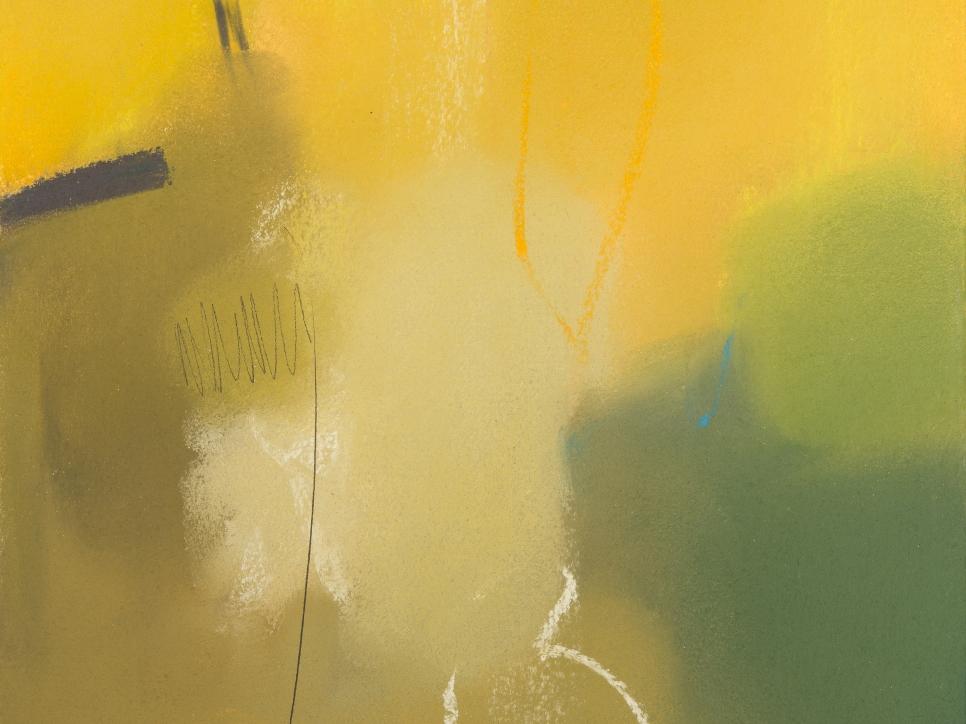 """Val Rossman, Wishing For Golden Aspens, 10"""" x 10"""""""