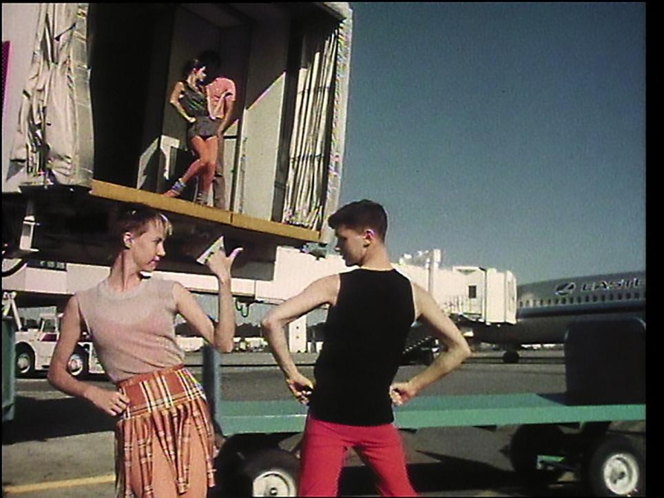 Atlas still from Ex Romance video