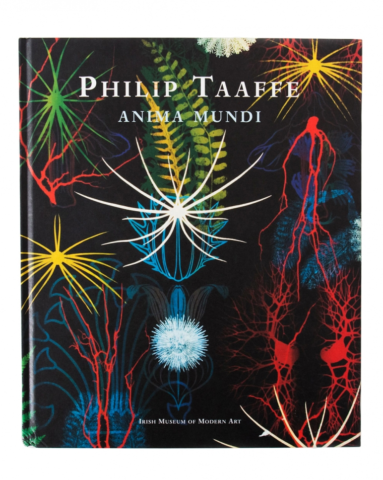 Philip Taaffe, Anima Mundi book, 2011