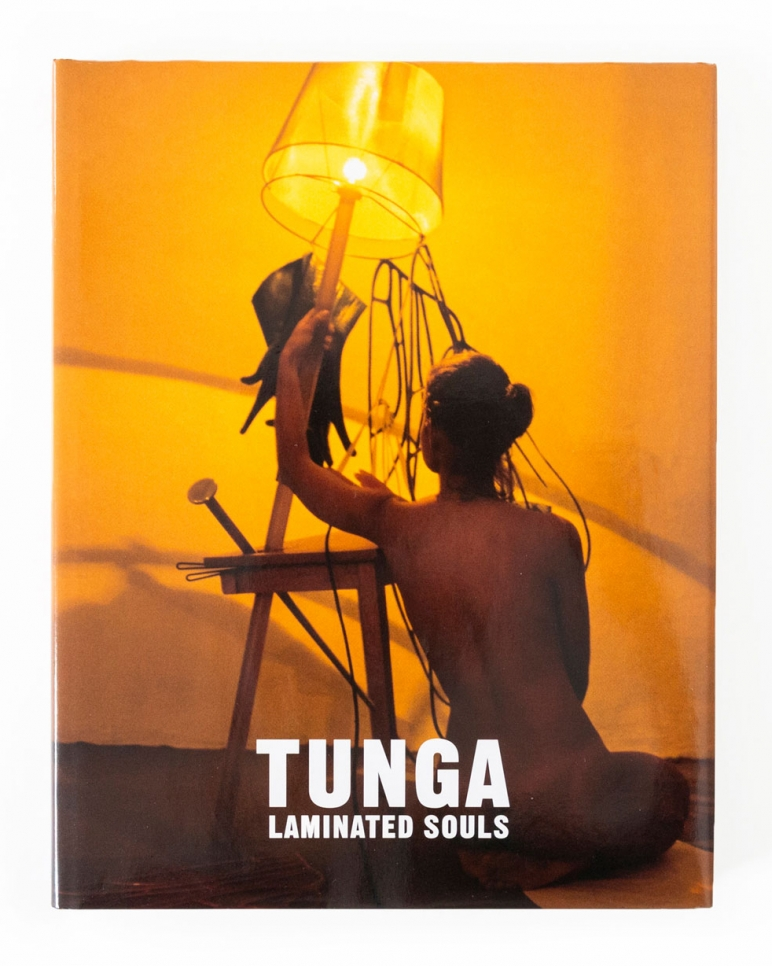 Tunga, Laminated Souls book, 2007