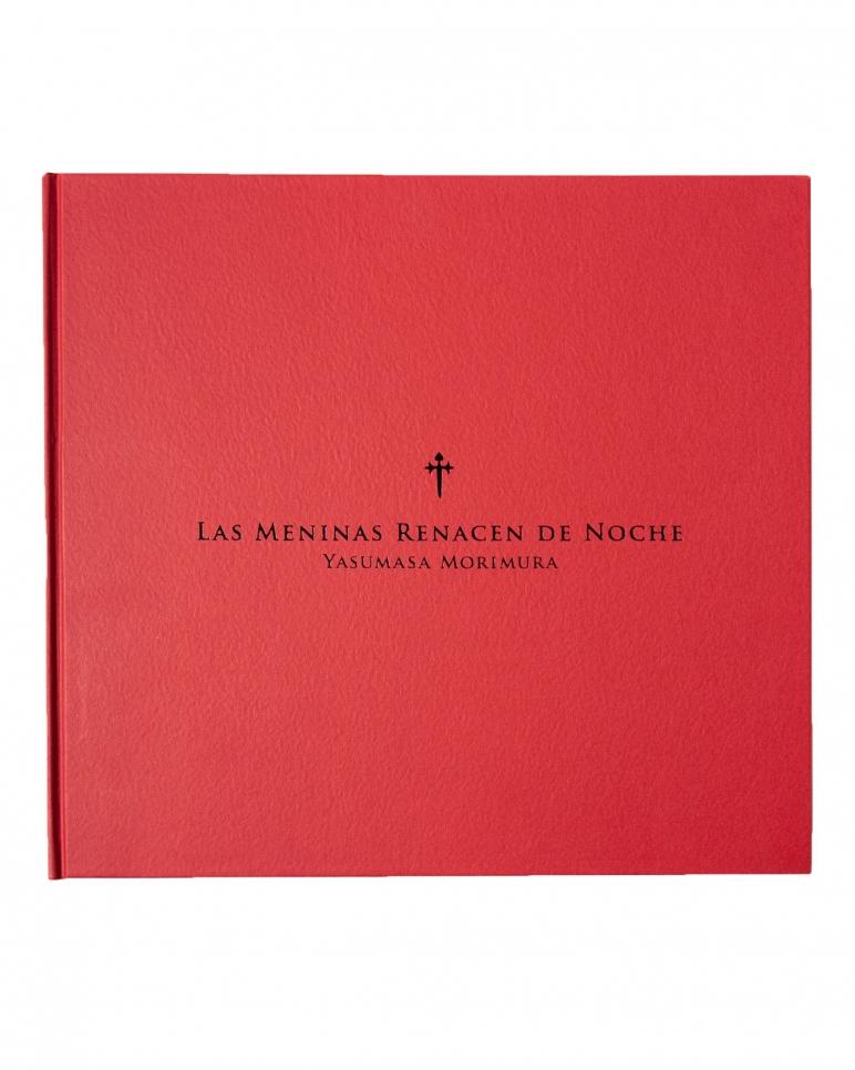 Yasumasa Morimura, Las Meninas Renacen de Noche book, 2013