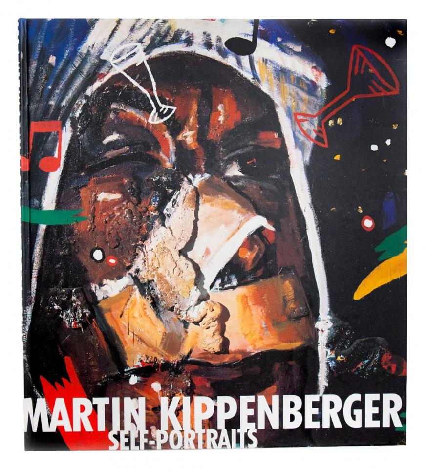 Martin Kippenberger, Self-Portraits book, 2005