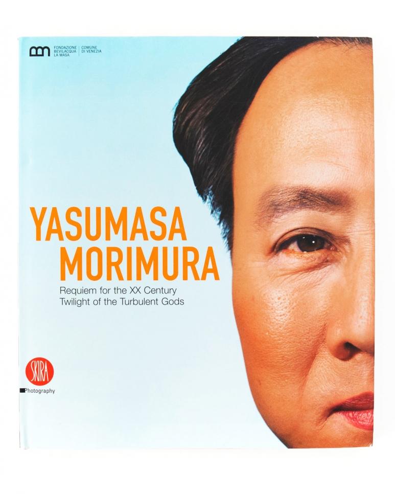 Yasumasa Morimura, Requiem for the XX Century Twilight of the Turbulent Gods book, 2007