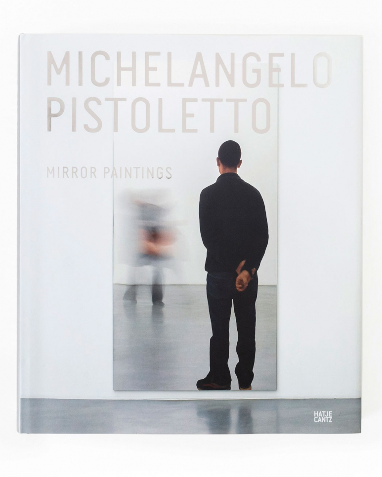 Michelangelo Pistoletto, Mirror Paintings book, 2008