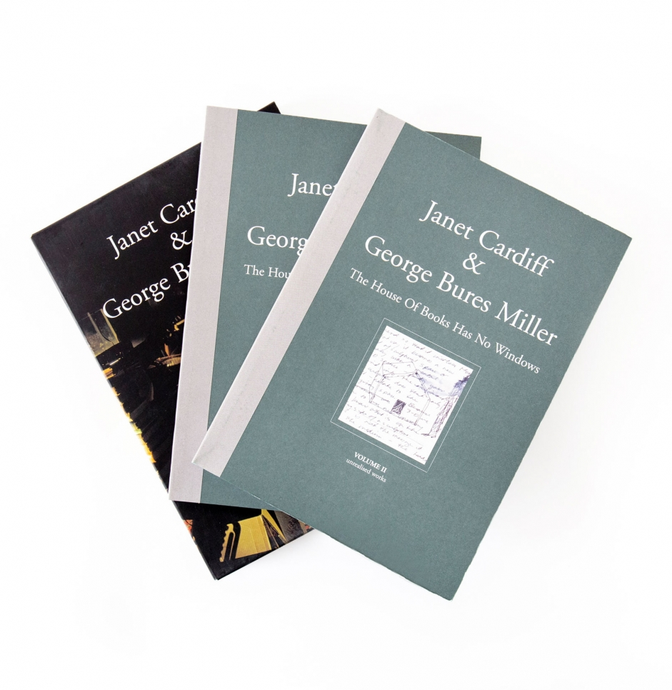 Janet Cardiff & George Bures Miller: The House of Books Has No Windows