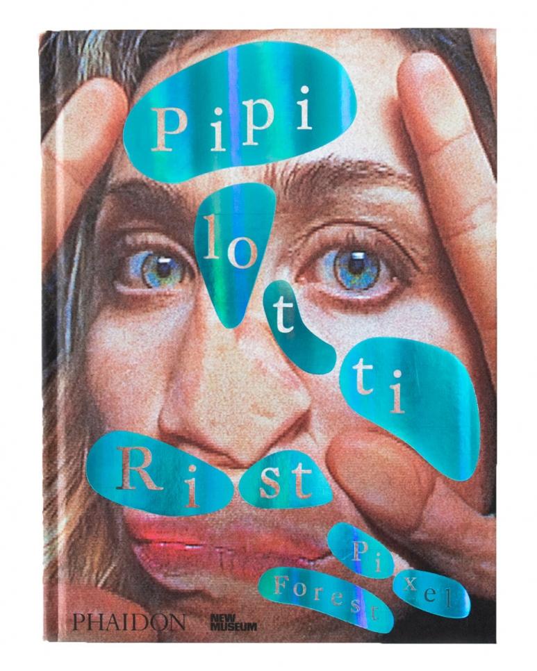 Pipilotti Rist, Pixel Forest book, 2016
