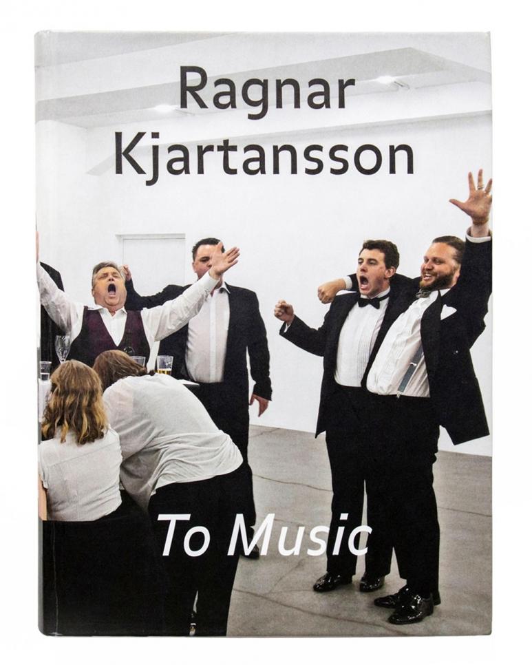 Ragnar Kjartansson, To Music book, 2011
