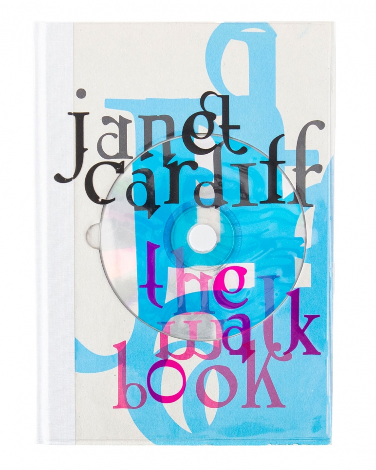 Janet Cardiff, The Walk Book book, 2005