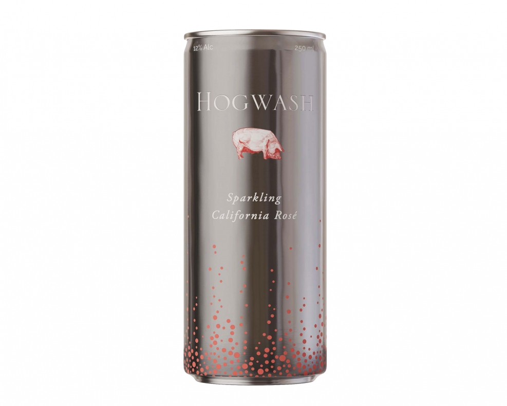 Hogwash Sparkling Rosé Can 250ml