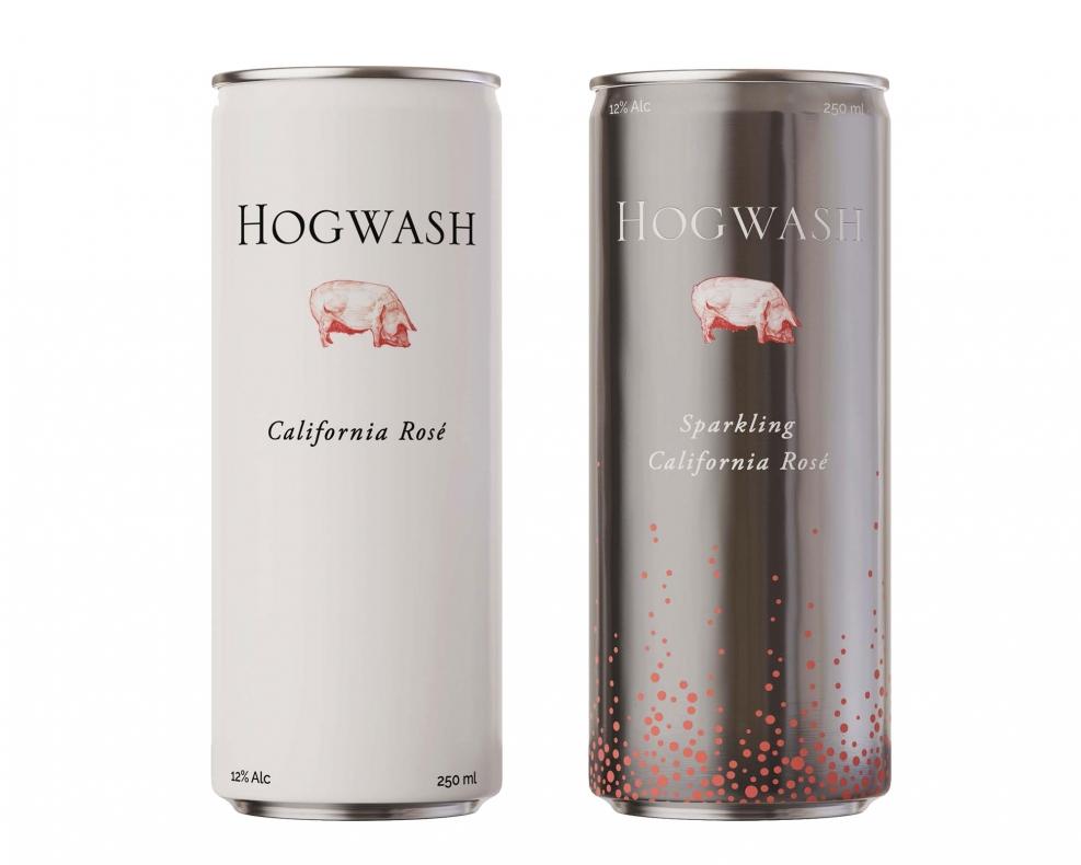 Mixed Case of Hogwash Cans