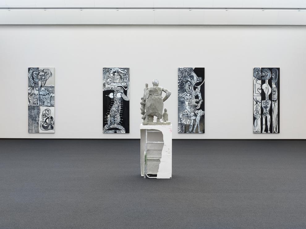 Bernhard Fuchs, Justin Matherly, Tobias Pils