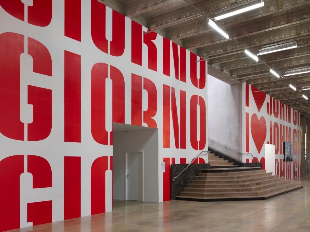 John Giorno, Ugo Rondinone