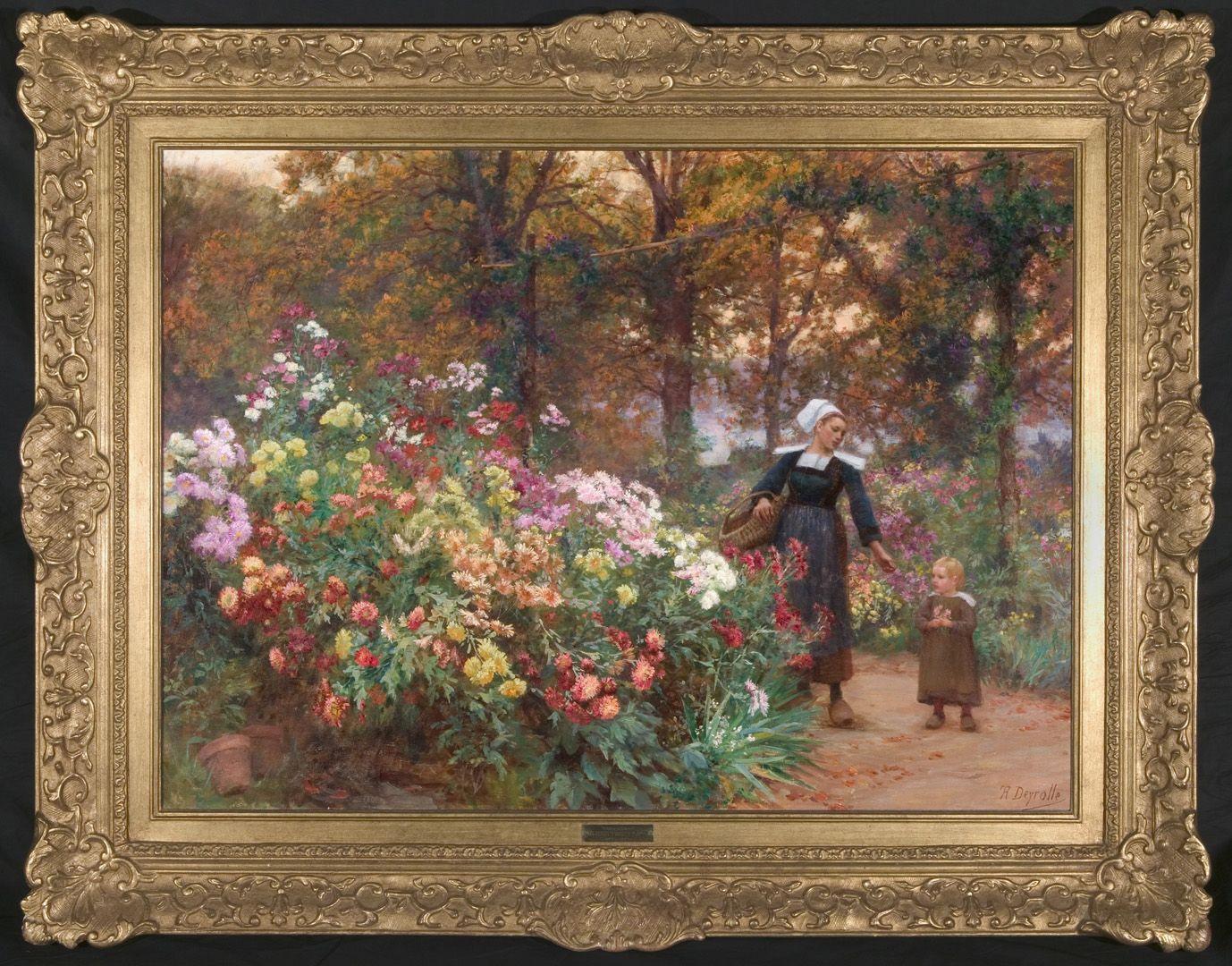 La Cueillette des Fleurs en Bretagne