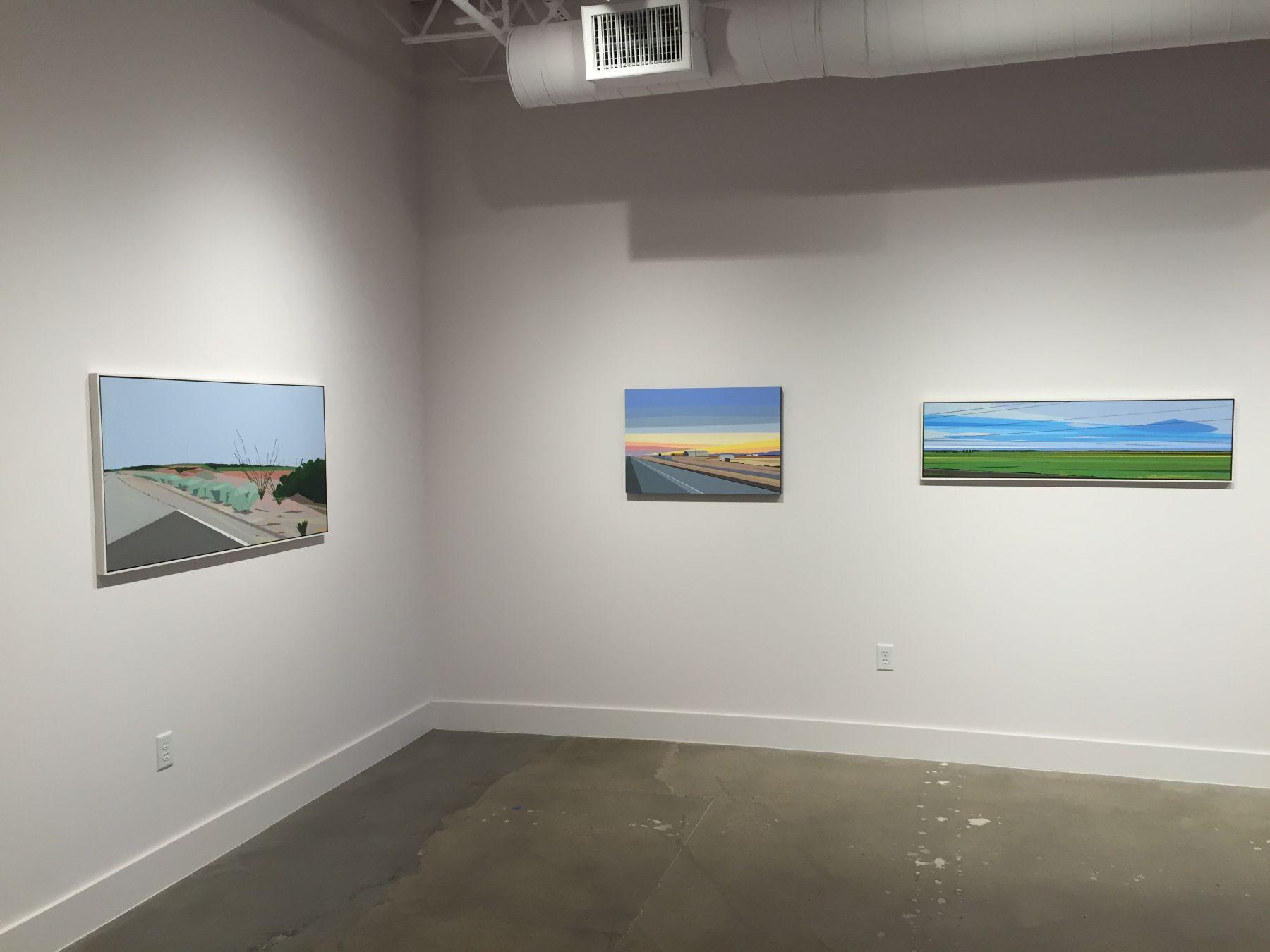 Greta Van Campen: Seeing Texas