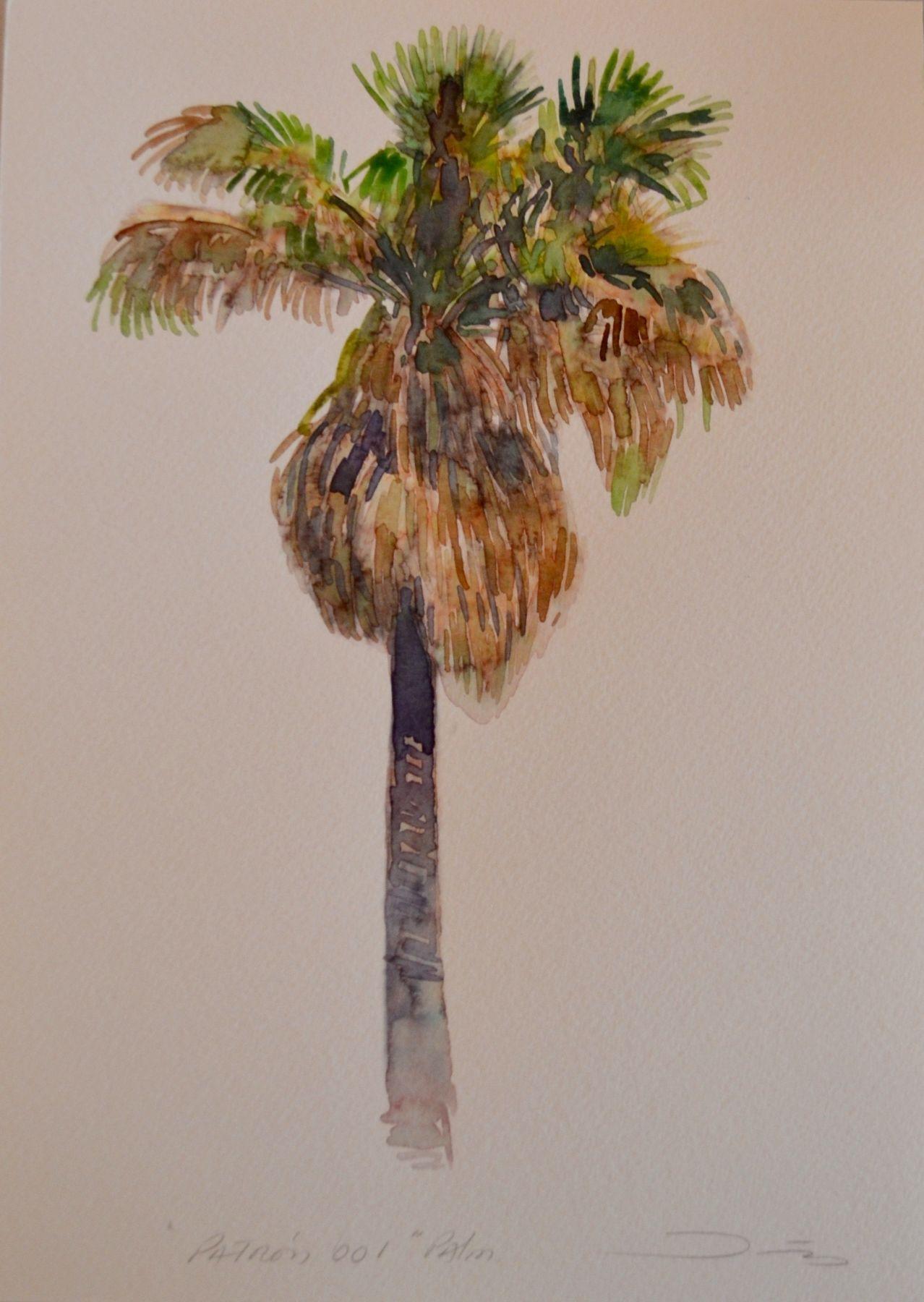 Patrón 001 Palm