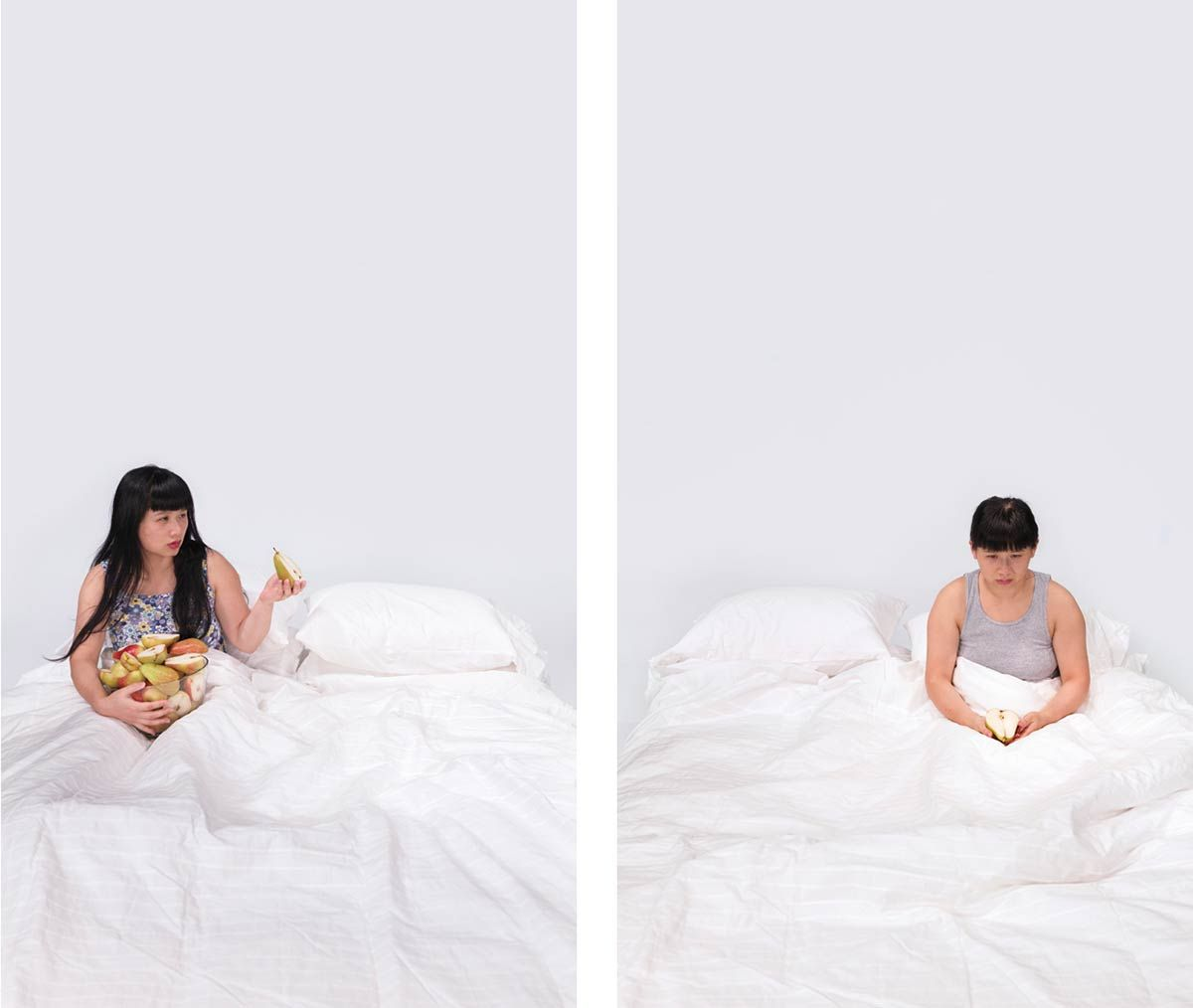 CHUN HUA CATHERINE DONG | ABSENT HUSBAND | INKJET PRINT | 70 X 40 INCHES | 2012
