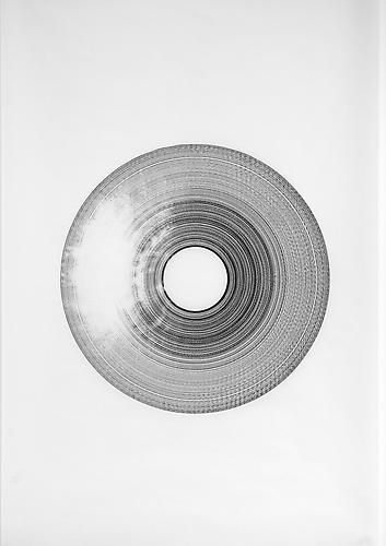 ADRIAN GÖLLNER | ACROSS THE UNIVERSE | NORWEGIAN WOOD | INK ON VELLUM | 34 X 22 INCHES | 2012