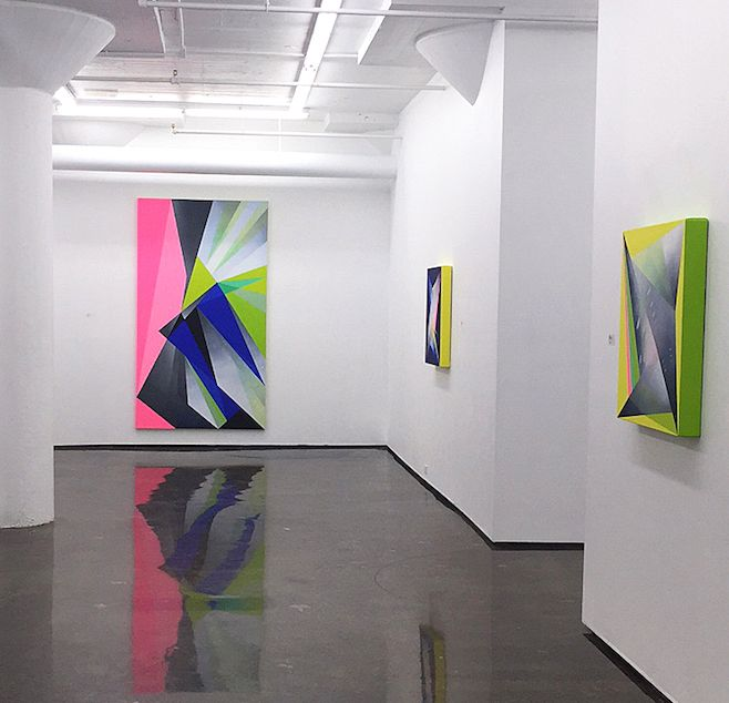 JANET JONES   INSTALLATION VIEW  TRIUMPH OF THE THERAPEUTIC   PATRICK MIKHAIL GALLERY   2016
