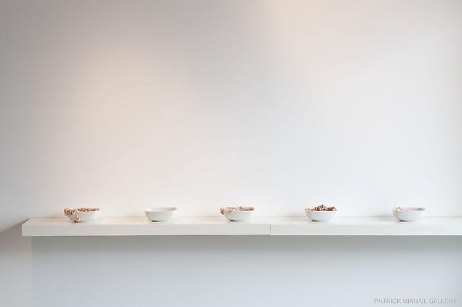 DEBORAH MARGO |40019's CEASELESS TRANSFORMATIONS | INSTALLATION VIEW | PATRICK MIKHAIL GALLERY | OTTAWA | 2009