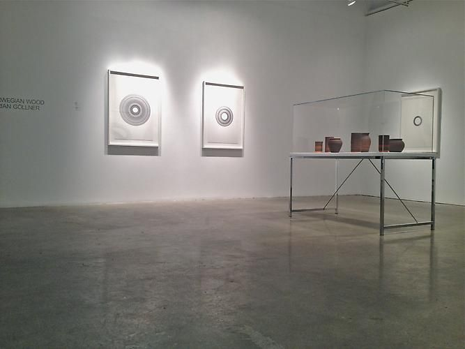 ADRIAN GÖLLNER | NORWEGIAN WOOD | INSTALLATION VIEW | PATRICK MIKHAIL GALLERY | OTTAWA | 2013