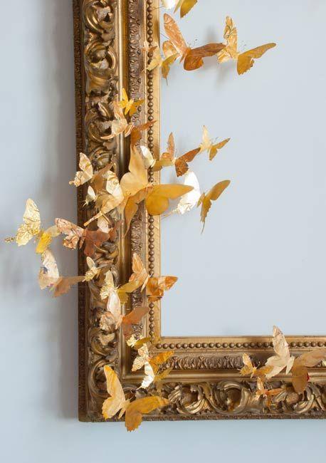 Paul Villinski detail of Legacy IV framed piece