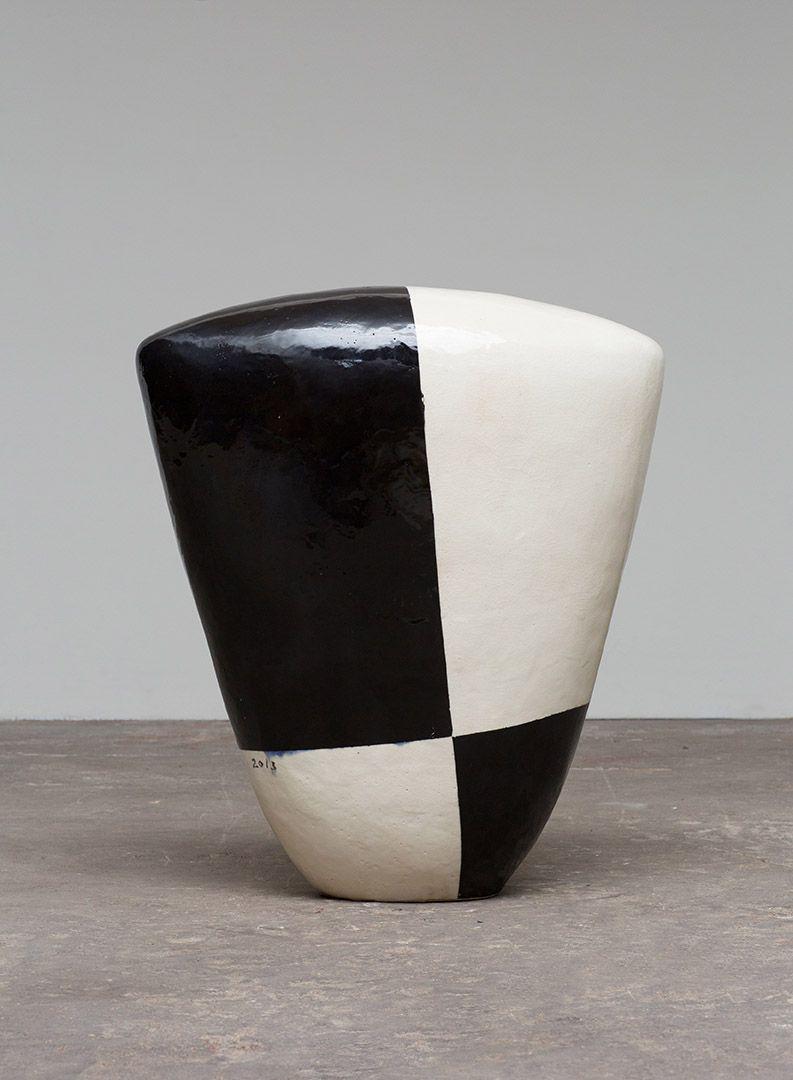 Jun Kanekos Untitled black and white dango
