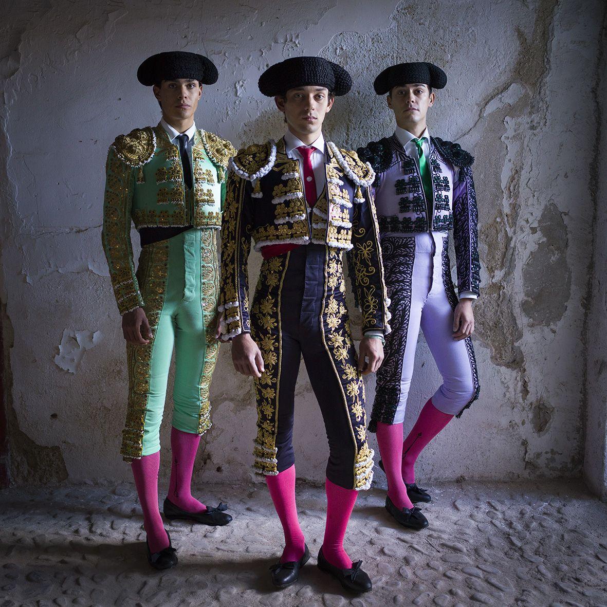 MICHAL CHELBIN, Alvaro, Christian and Francisco, Spain, 2018